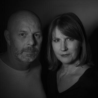 Jérôme Camut et Nathalie Hug © Jo-Allaux