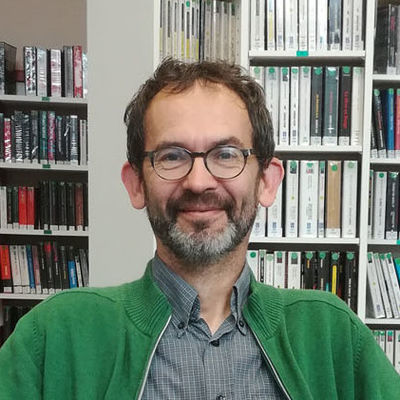 Frédéric Prilleux © Mathilde Pronnier
